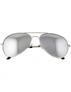 Aviator Sunglasses Mirror Effect