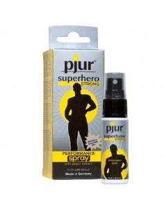 Pjur Superhero Strong Delay...